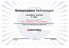 Embarcadero Technologies Partner