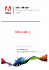 Adobe: REGISTERED Volume Channel Partner 2014